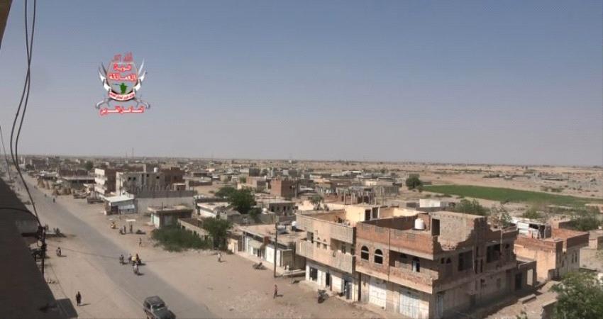 المليشيا تشن قصف مدفعي على التحيتا