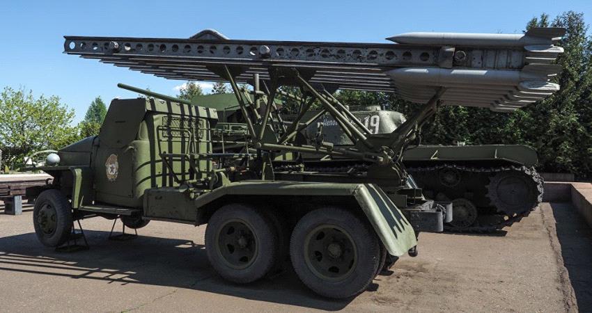 العثور على منصة إطلاق صاروخ في محيط السفارة الأمريكية بالعراق