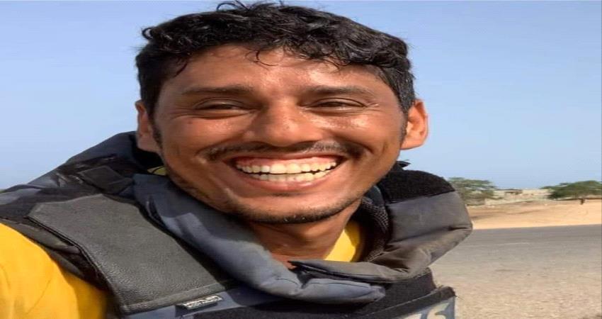 """""""منظمة أممية """" تدين اغتيال المصور الصحافي نبيل القعيطي"""