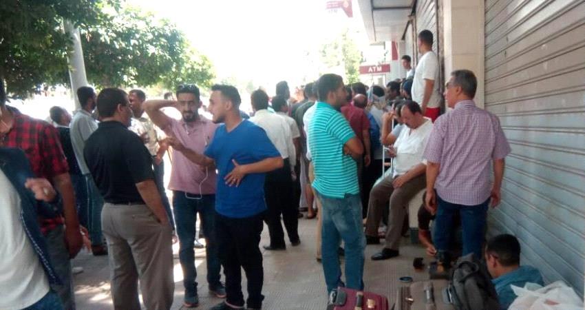 قضايا - سمسرة تصل لـ 500 دولار للحجز في اليمنية